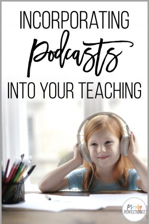 Podcasts in the Classroom - pin